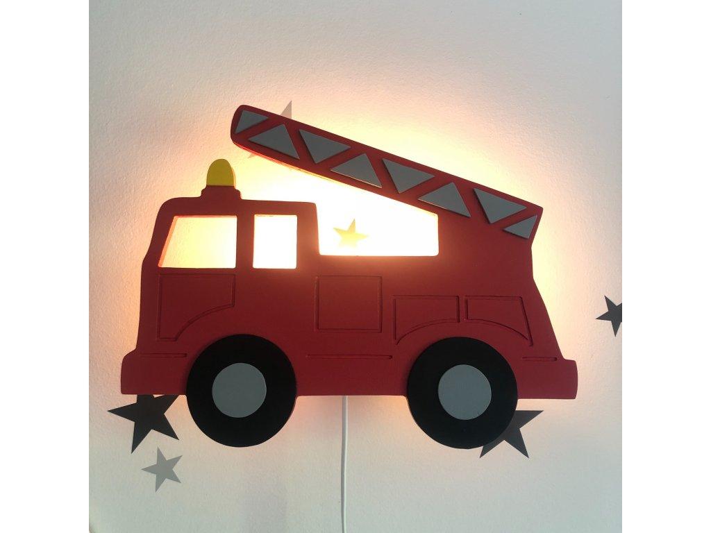 hasičský vůz1