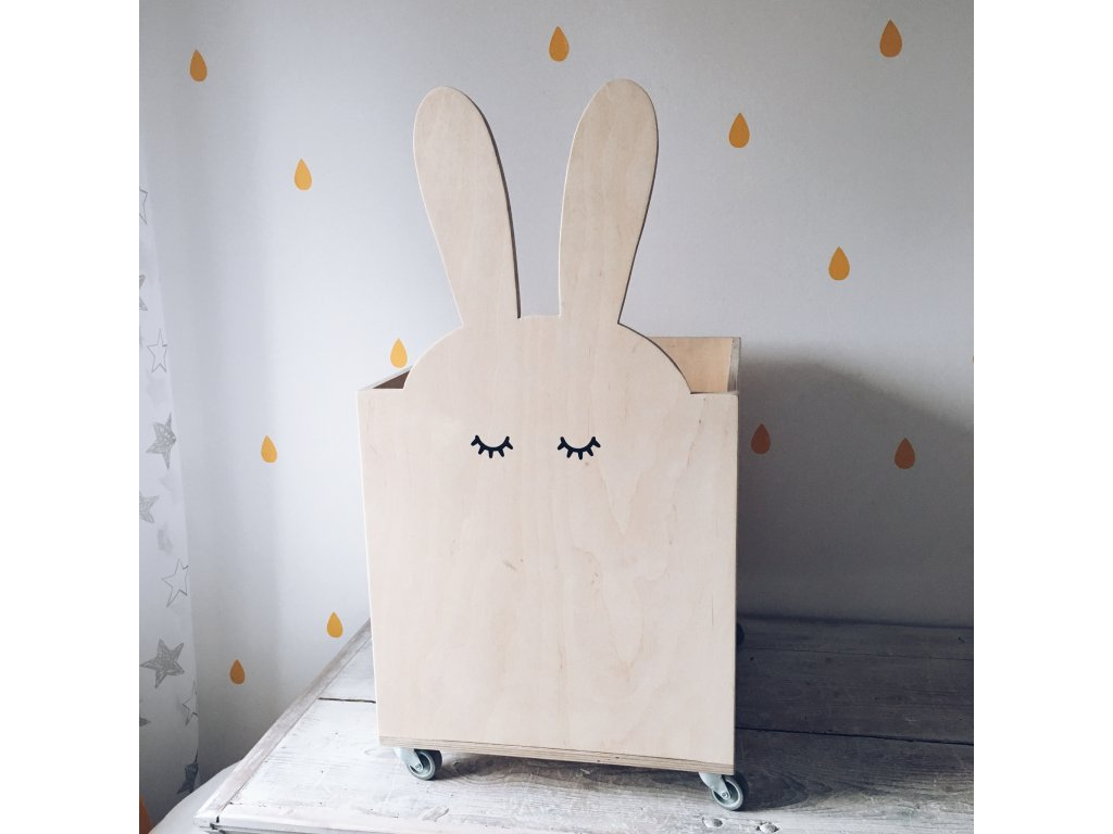 Box králíček
