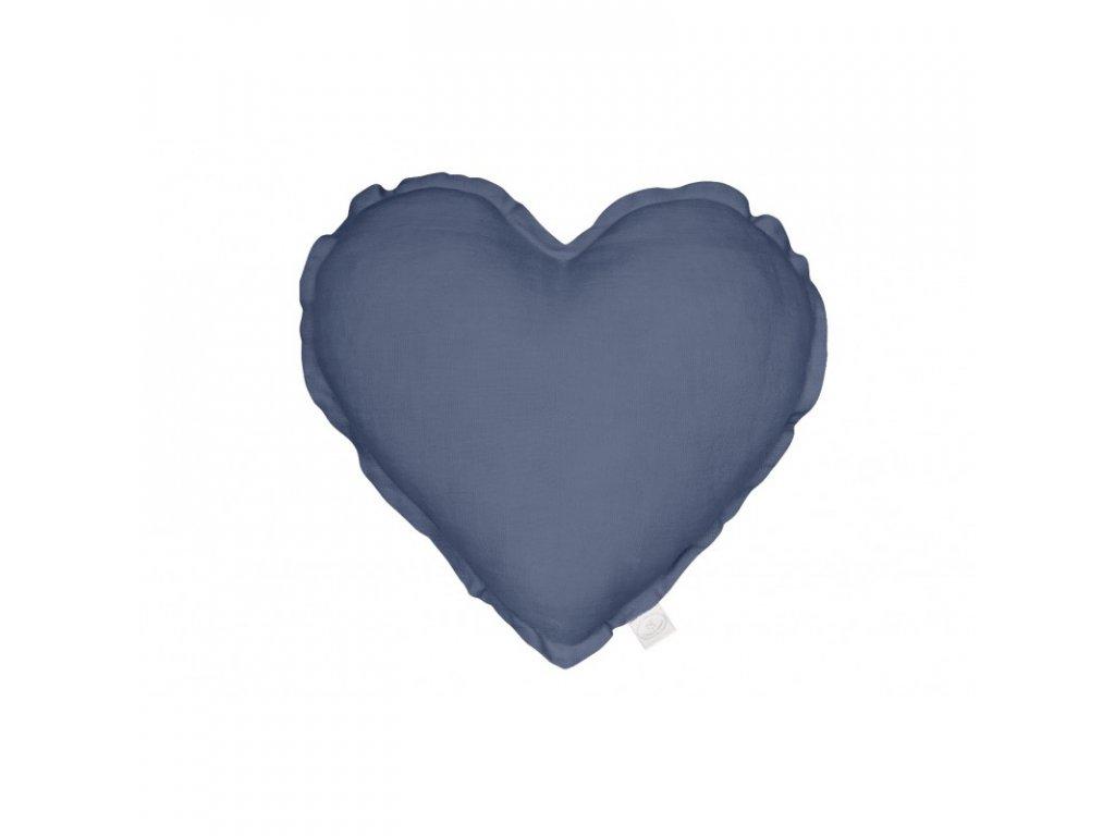 polstarek lneny srdce denim 01