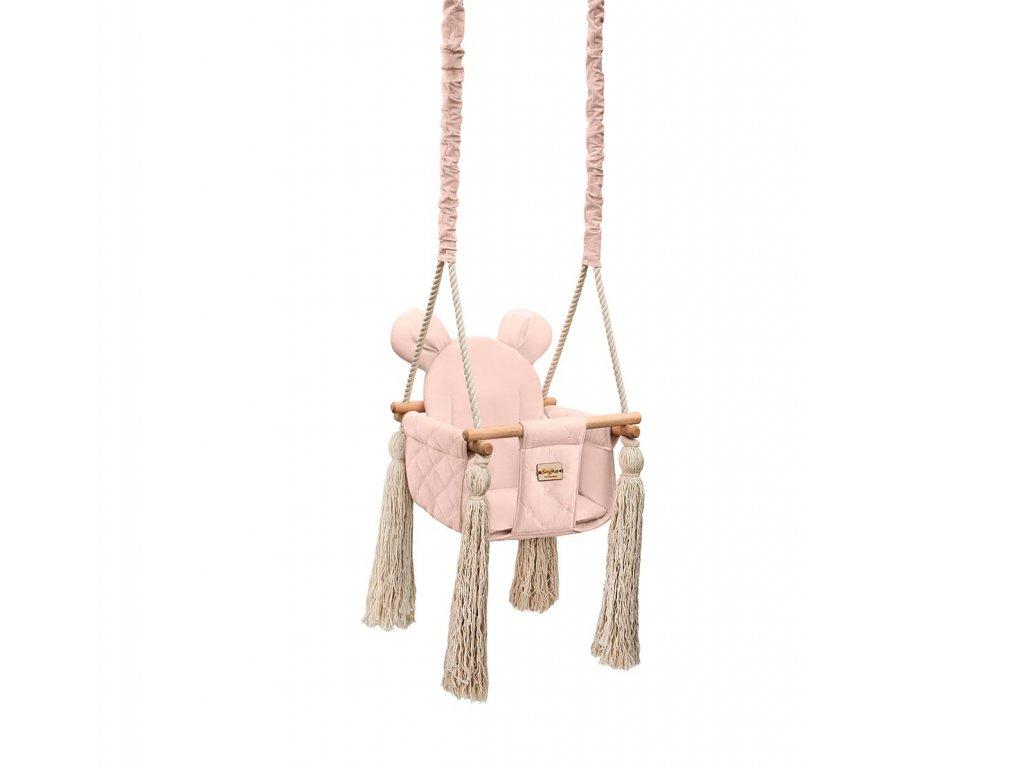 hustawka velvetswing soft pink