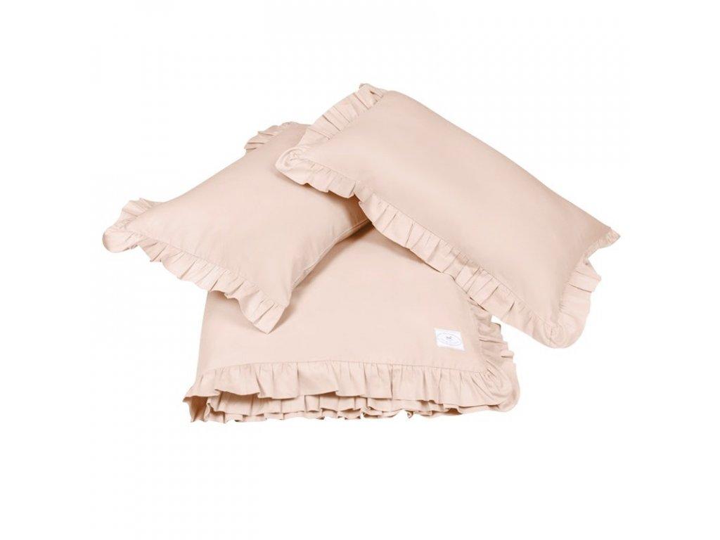 povleceni bavlnene s kanyrem 140x200 bezova 01