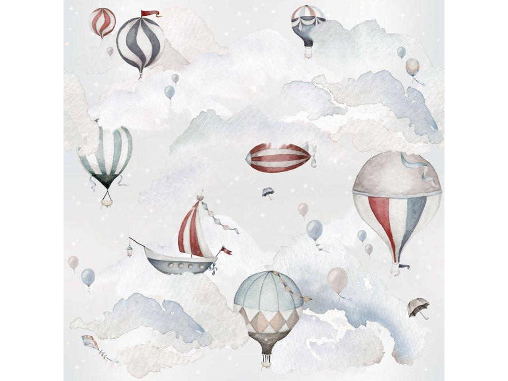 Balloons Adventure tapeta 001