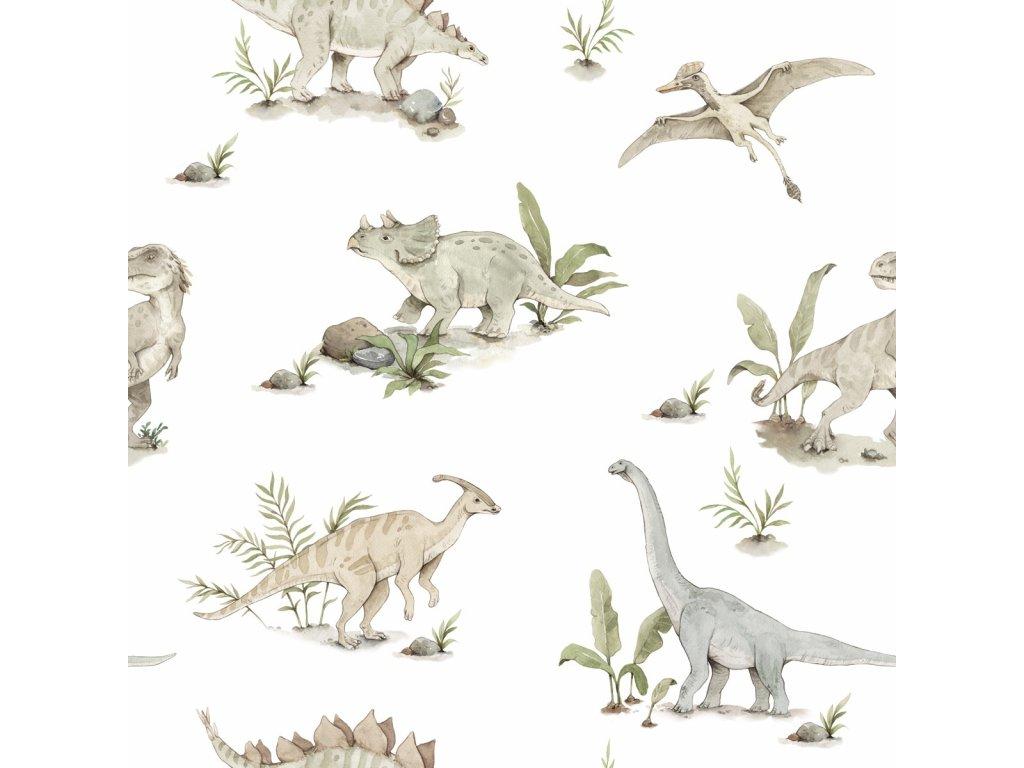 Happy Dinos wallpaper 001