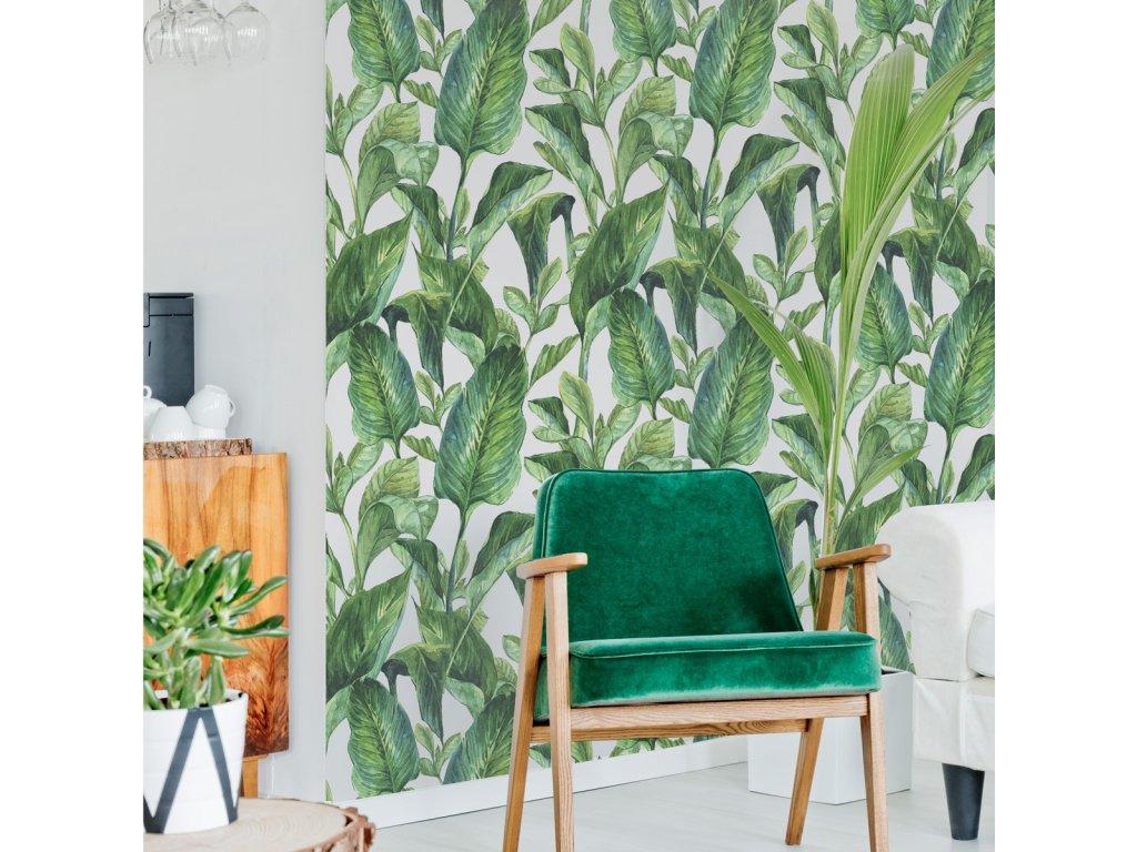Leaves wallpaper 001
