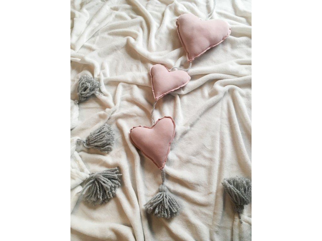 Srdicka zaves ruzova