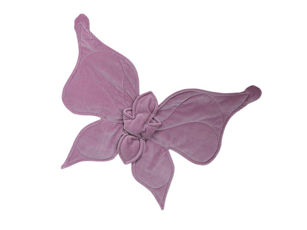 Motýl na stěnu levandulová