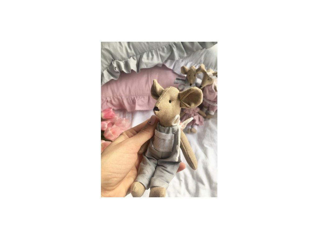 Mini králíček/myška Ludvík