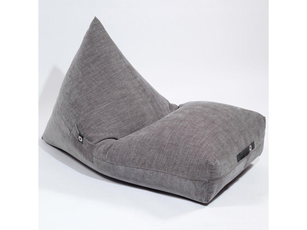beanbag pockets grey 1