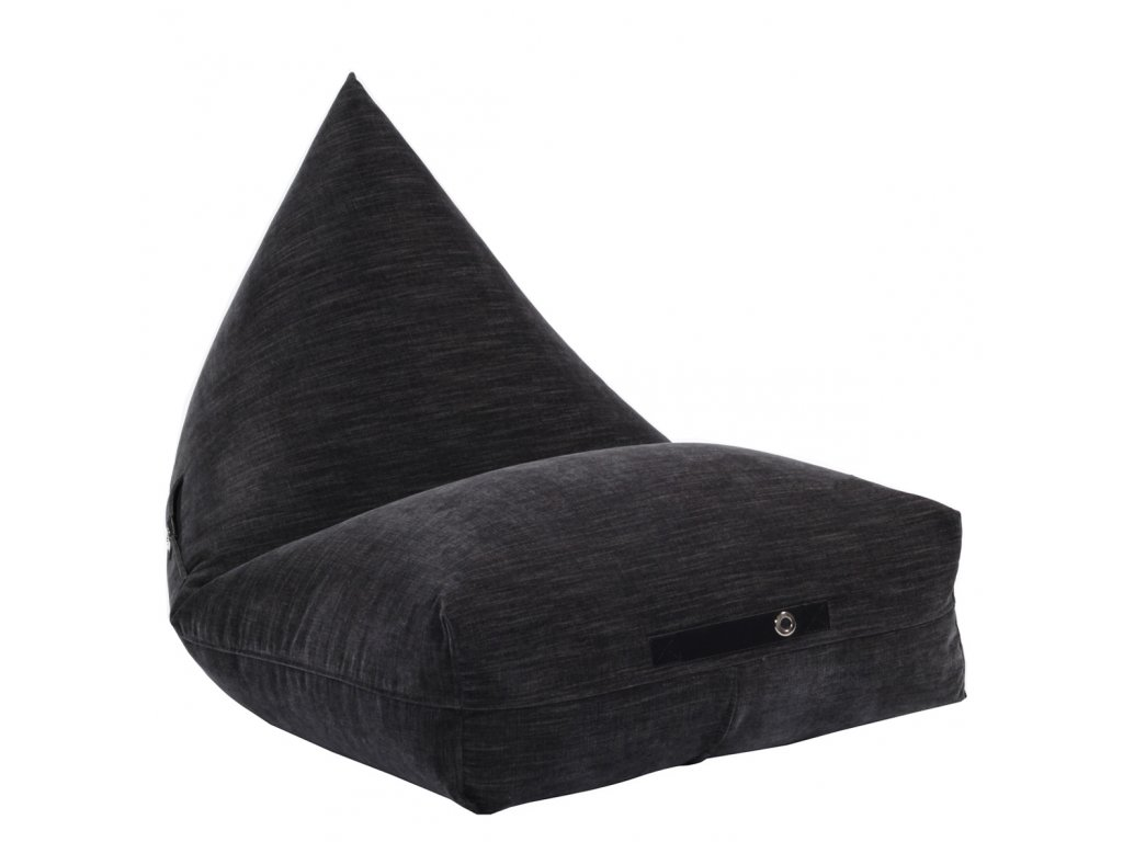 beanbag pockets black