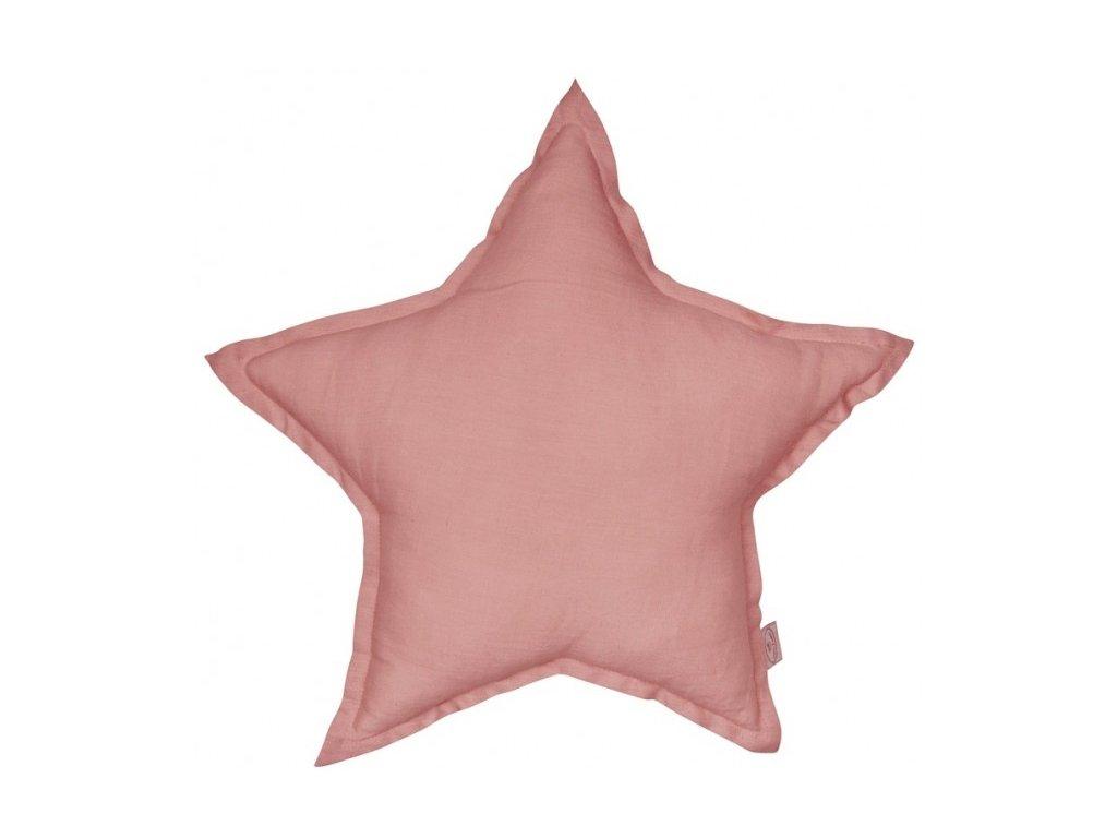 polstarek hvezda sladka ruzova