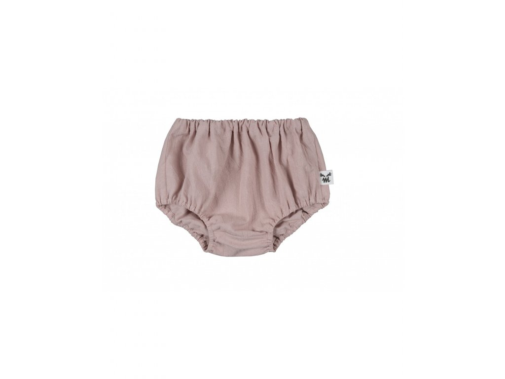 bloomers dusty pink washed cotton