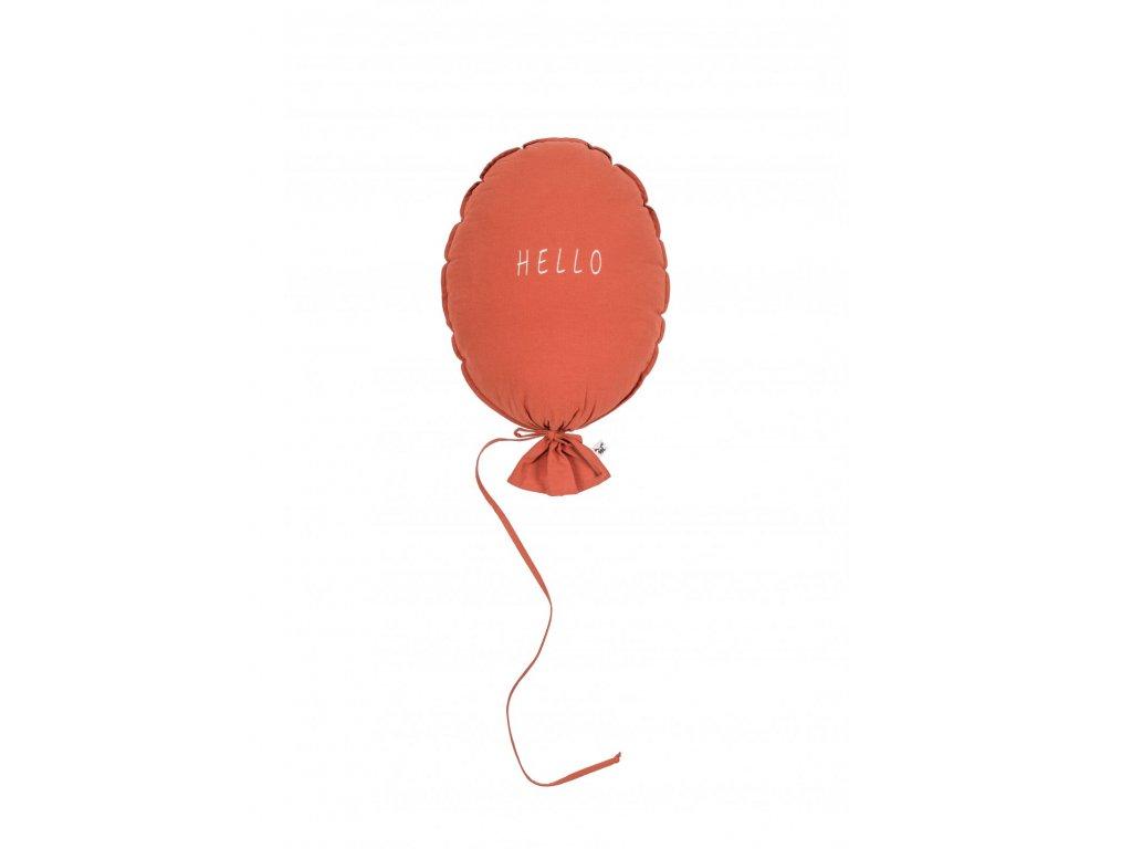 poduszka balon burned orange