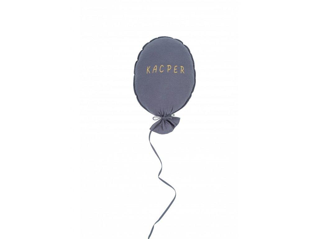 poduszka balon grafit