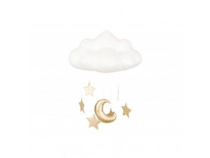 chmurka dekoracyjna szara (4)
