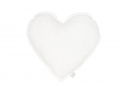 1323 polstar lneny srdce bile