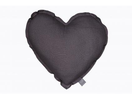 1332 polstar lneny srdce grafit