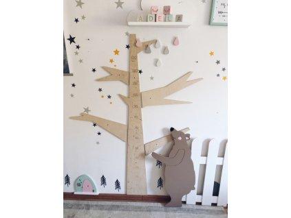 metr strom