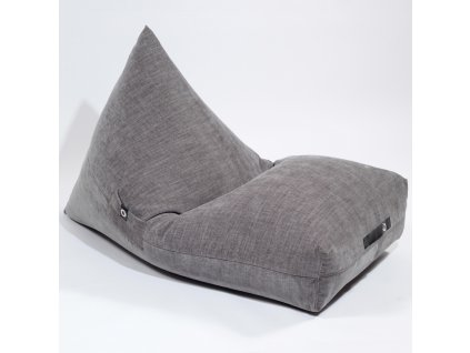 beanbag pockets grey 1