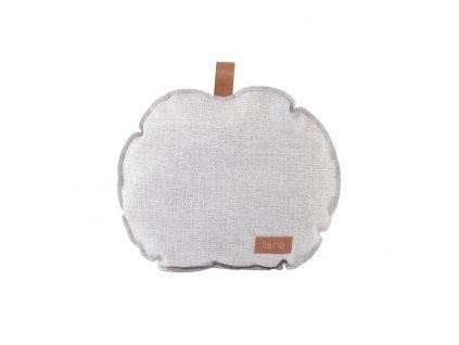 apple pillow beige