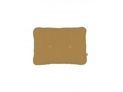 poduszka muslin camel