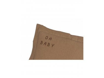 poduszka oh baby washed camel s
