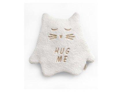 przytulankatermofor kot ecru hug me