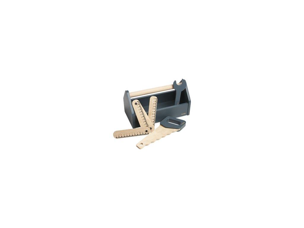Flexa Dřevěné nářadí s pilkou