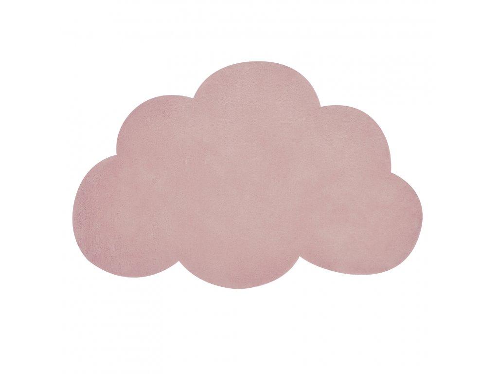 lilipinso cloud rug rose