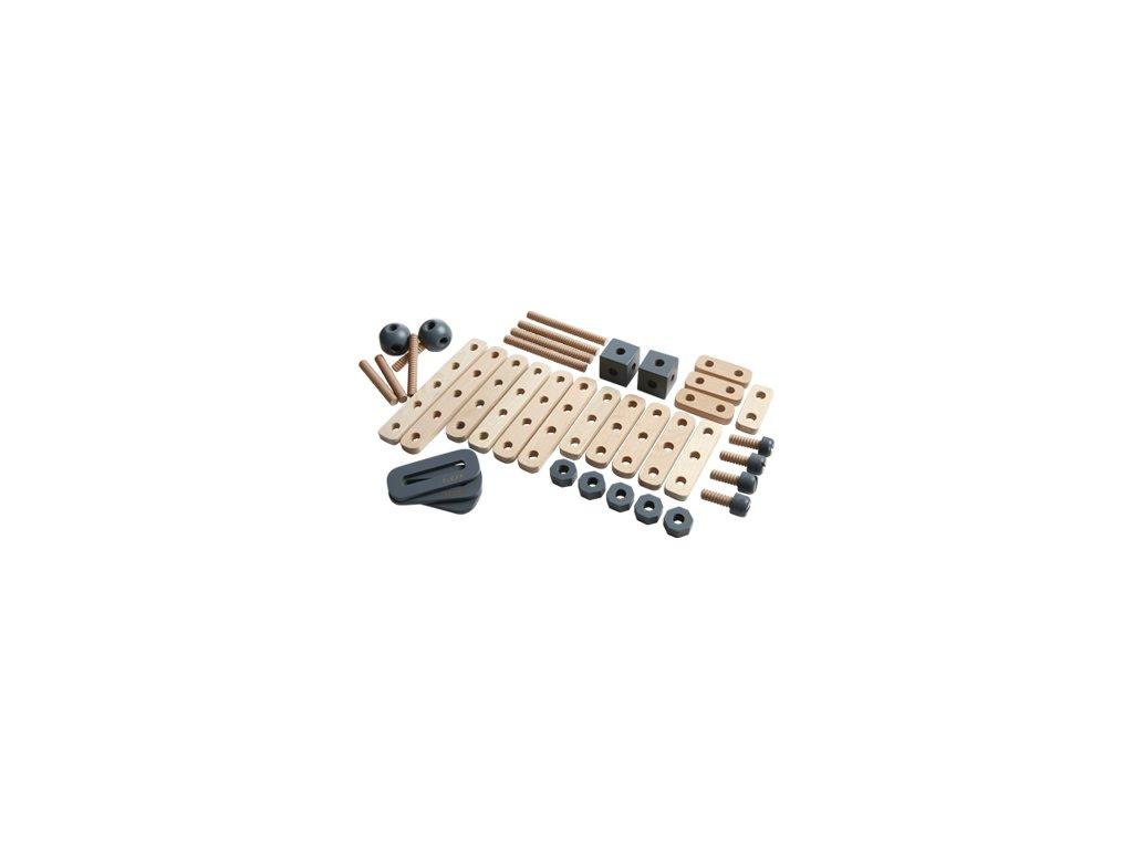 Flexa Dřevěná stavebnice pro kutily