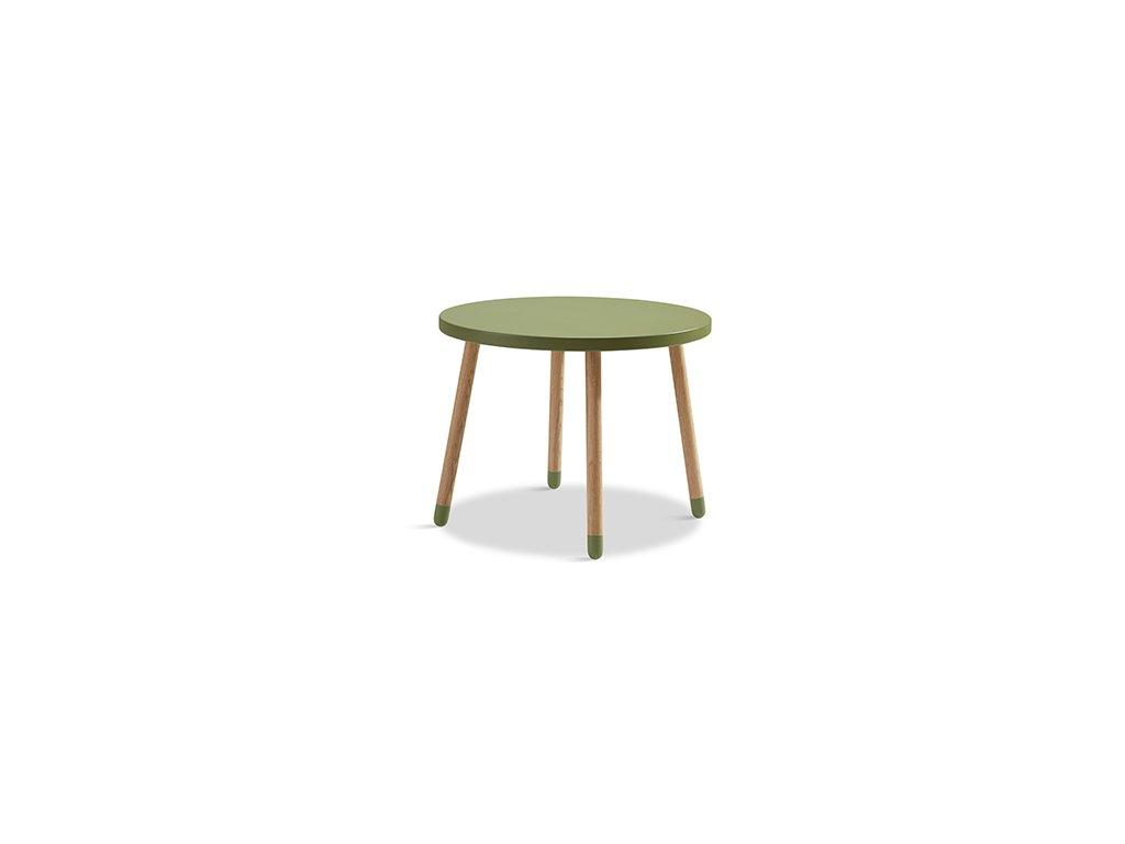 Flexa Dětský stoleček dub Kiwi