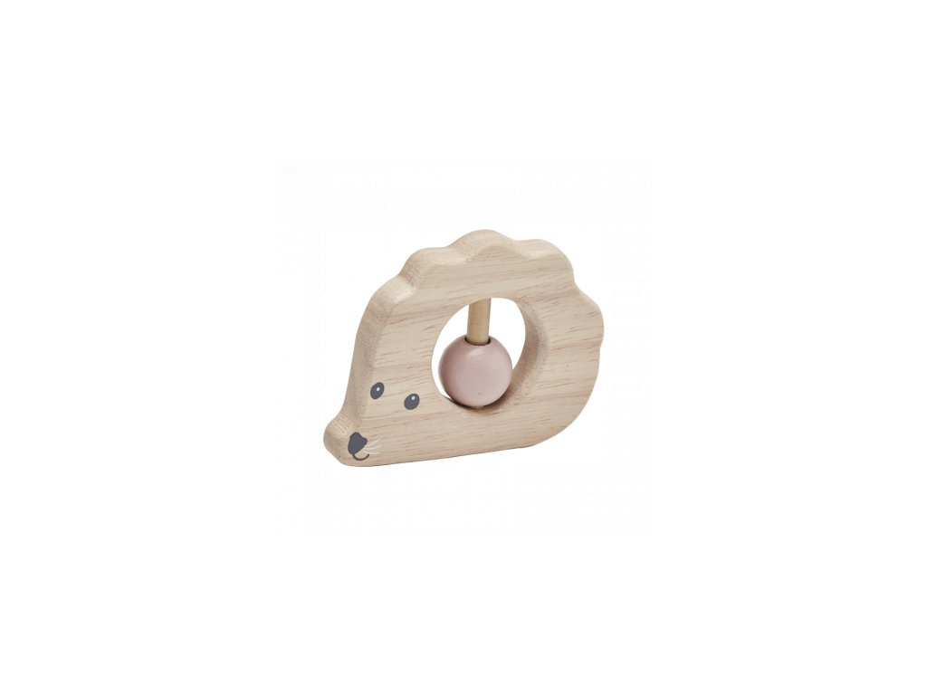 1000141 wooden rattle edv