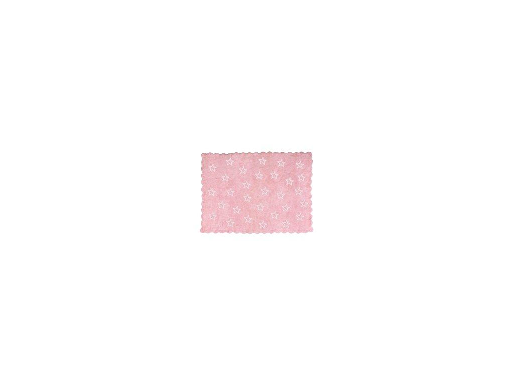 Aratextil Koberec Paris růžový 120 x 160 cm