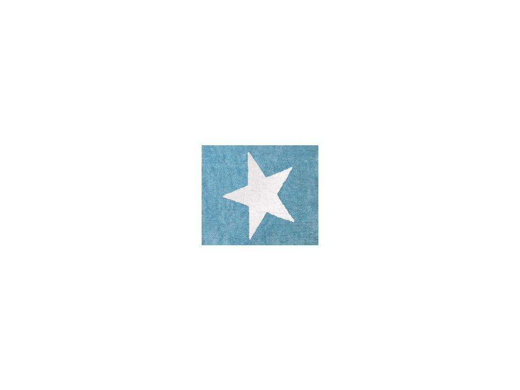 Aratextil Koberec Estela světle modrý 120 x 160 cm