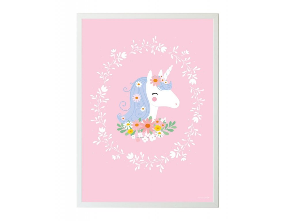 pounpi38 lr 1 poster lovely unicorn