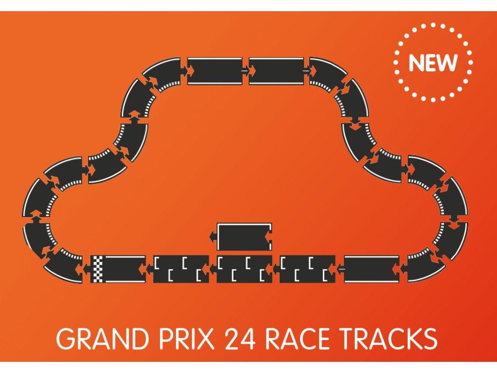 Autodráha  Grand Prix 24 ks