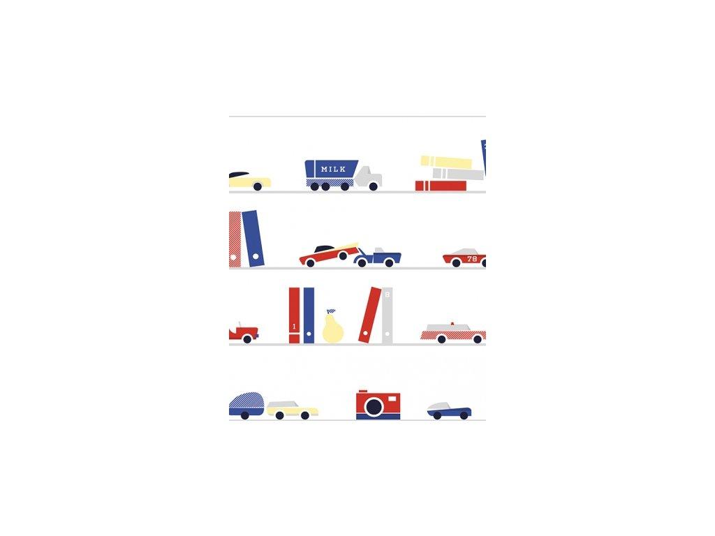 papier peint voitures enfant h0520