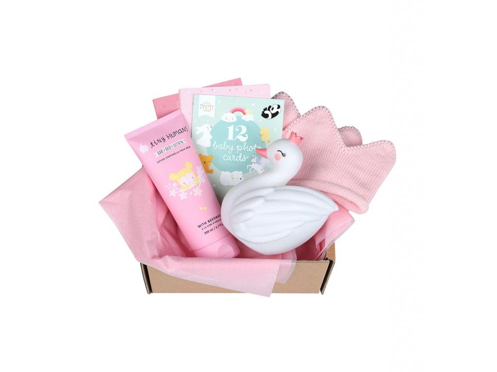 GBGIMM10 LR 2 baby gift box girl M