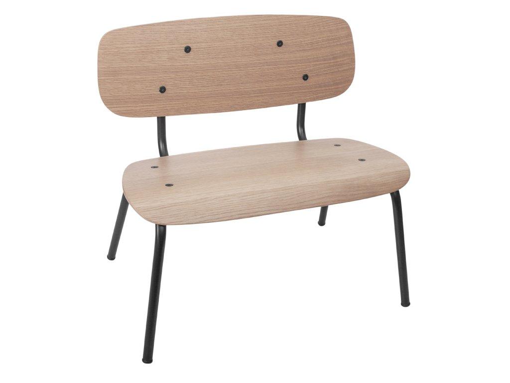 Sebra Dětská lavice Oakee