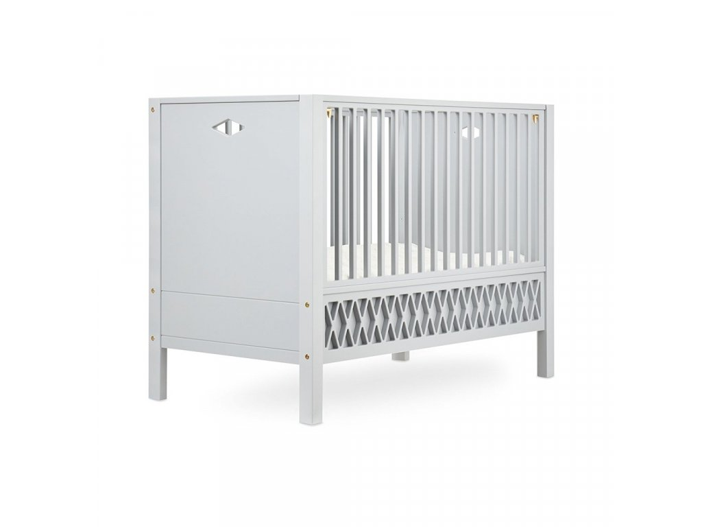 Harlequin Baby Bed Closed Ends Furniture 1999 02 Grey 1024x1024