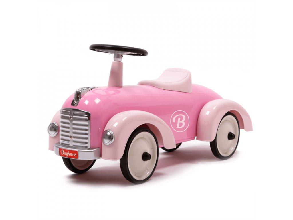 rutschauto speedster rosa