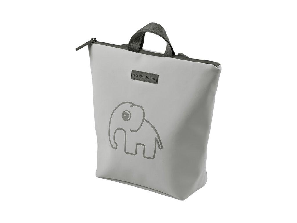 Dětský batoh Elphee - šedý