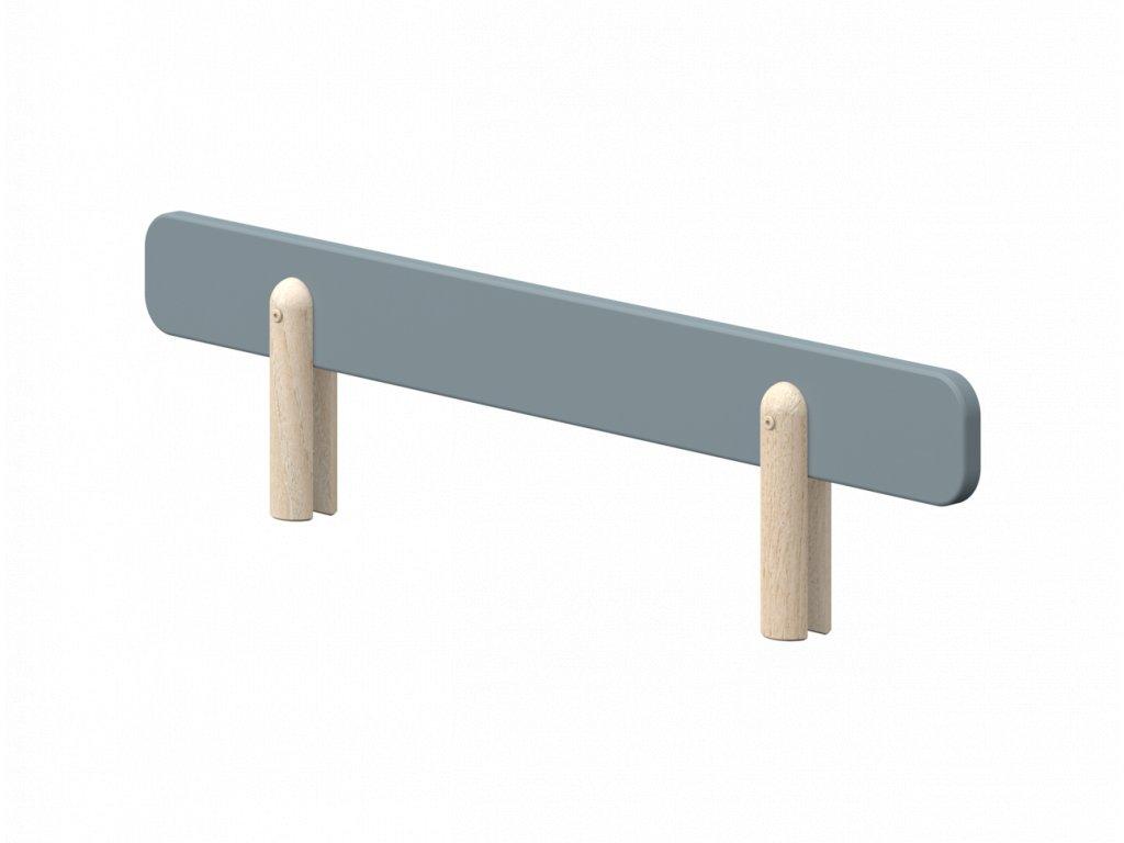 Flexa Dětská zábrana na postel Modrá