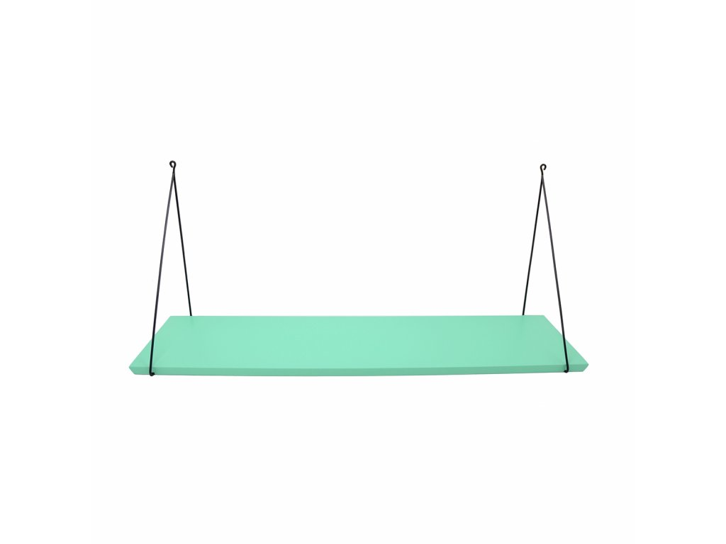 babou 1 shelf electric green (1)