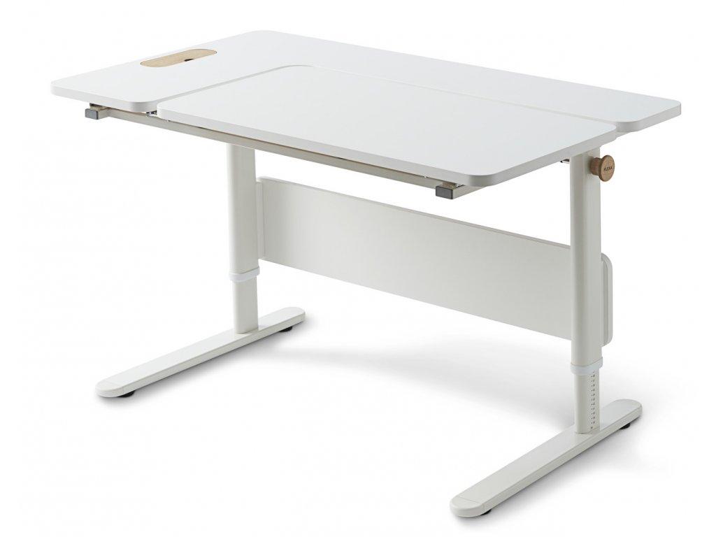 Flexa Psací stůl s nastavitelnou deskou Vpravo