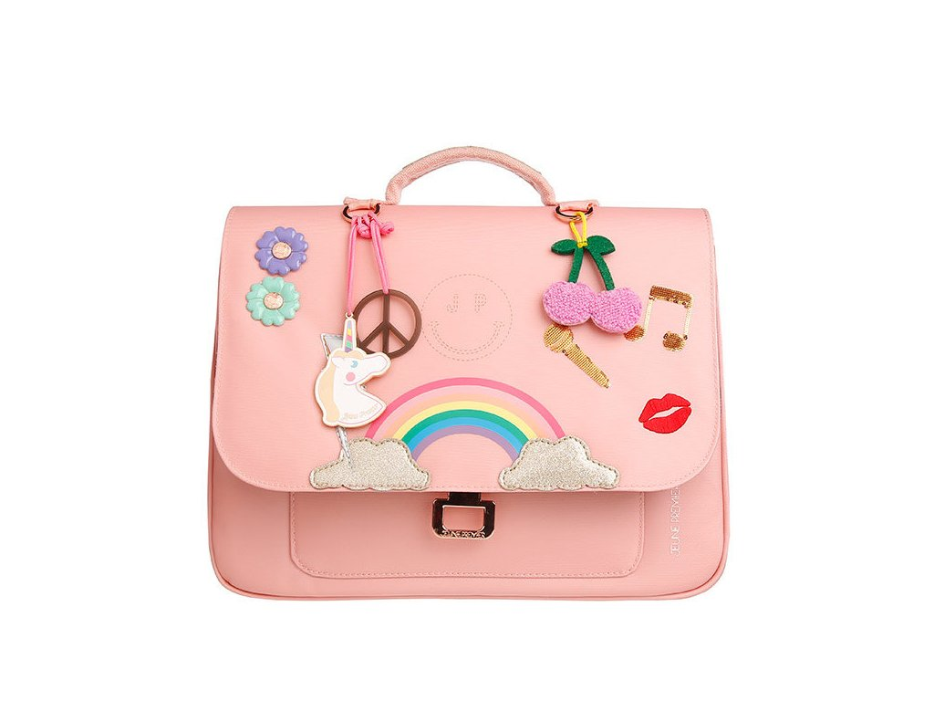 jeune premier boekentas school bag mini lady gadge (1)