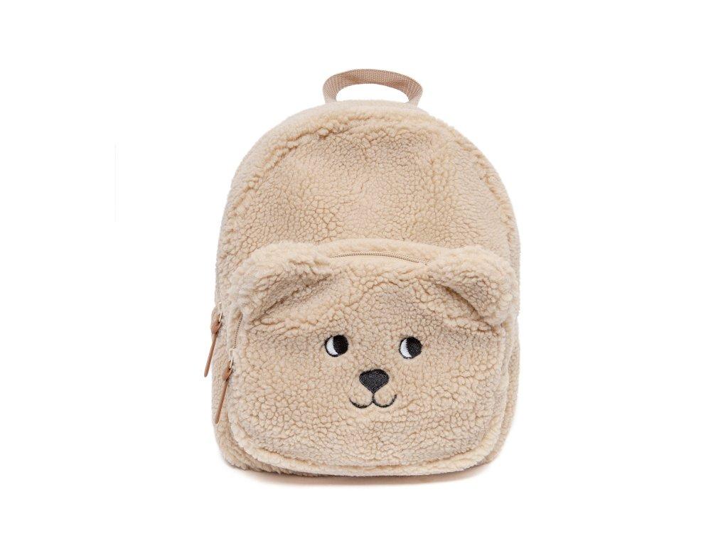 Petit Monkey Batůžek Teddy Sand