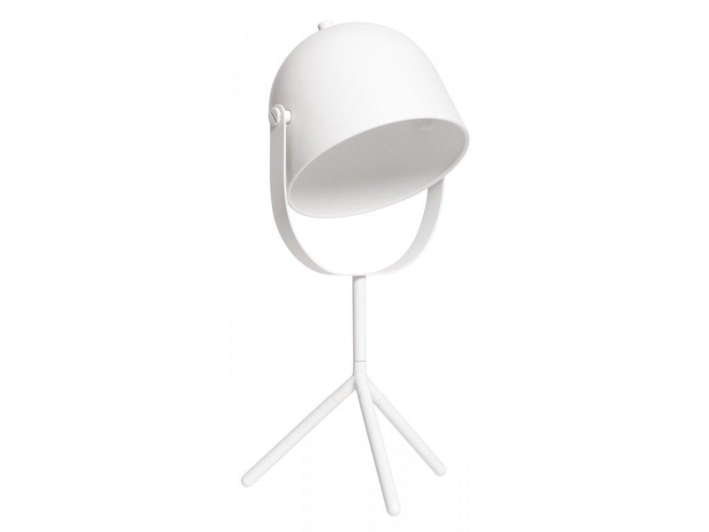 Flexa Stojací lampa Monty Bílá