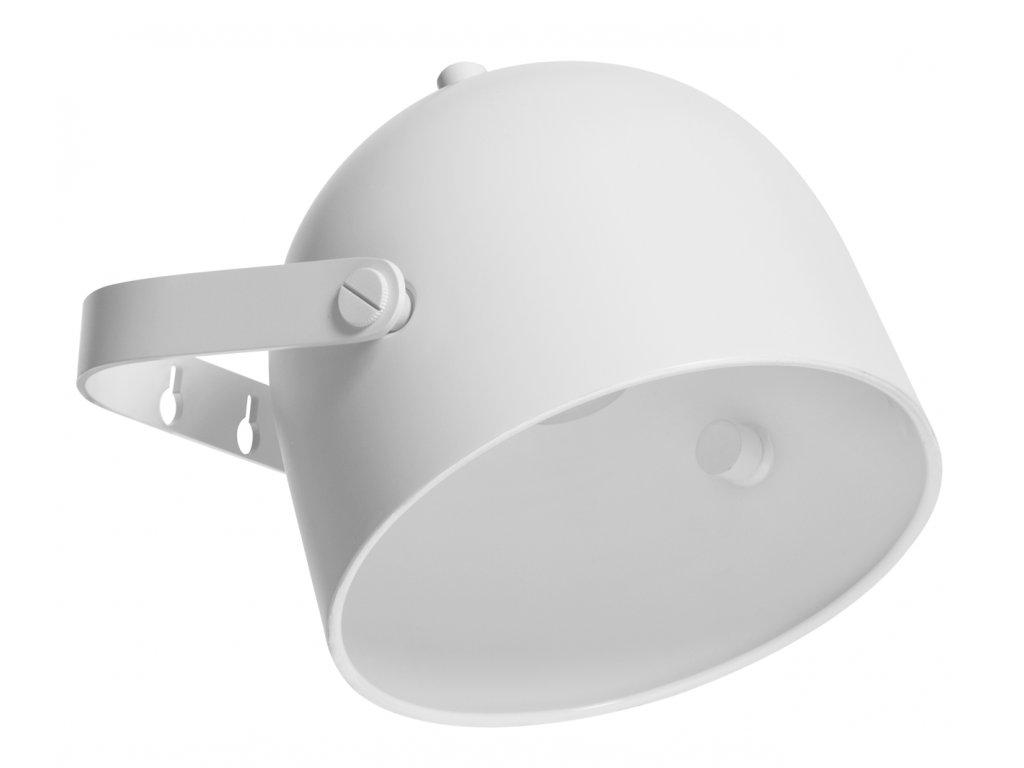 Flexa Nástěnná lampa Monty Bílá