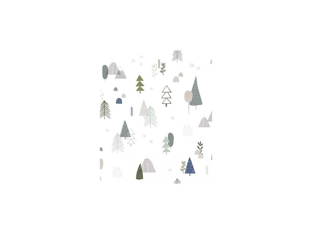 Lilipinso Tapeta vliesová Forest 0,5 x 10 m