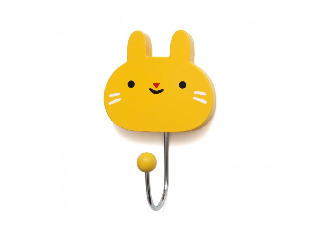hook bunny face hbf yellow 2
